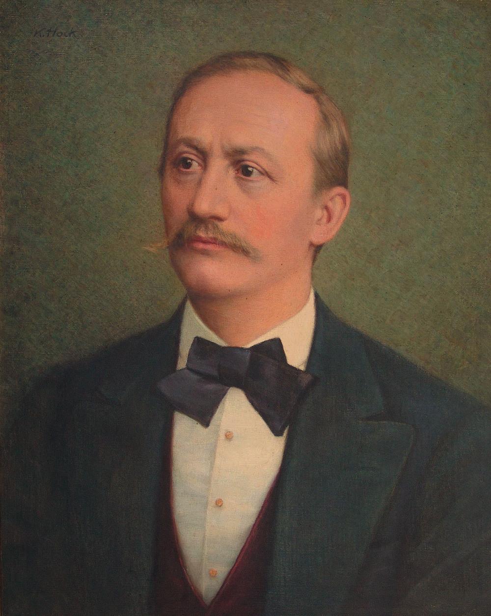 Ferdinand Piatnik, Founder