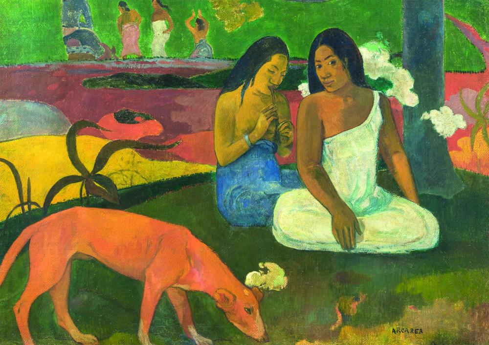 Gauguin (5526) 1000 piece puzzle