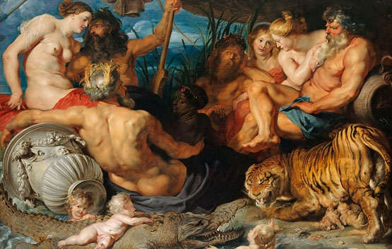 Rubens - Four Continents (5476)