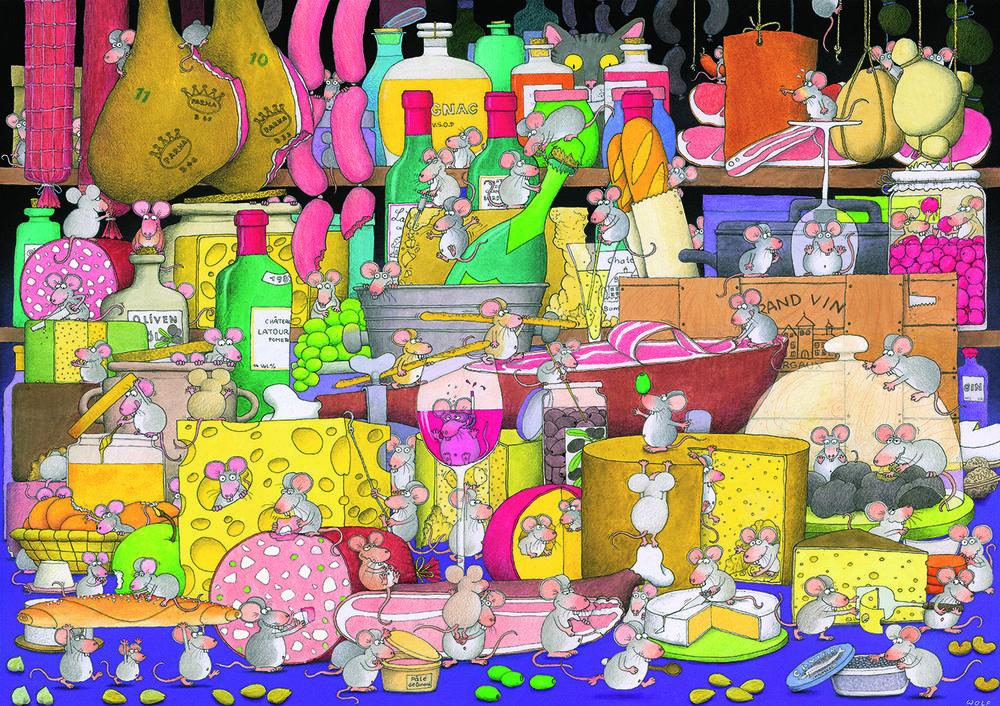 Mice Feast (5499)
