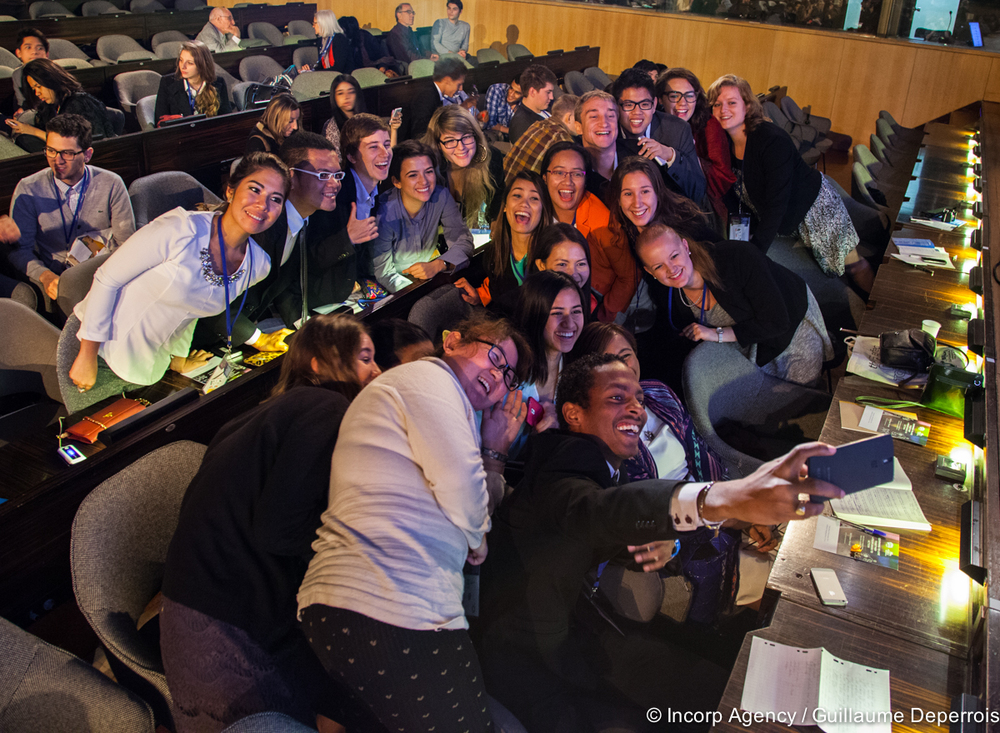 100 Years Young!   AFS YOUTH WORKSHOP & SYMPOSIUM   November 8, 2014  •  Paris, France
