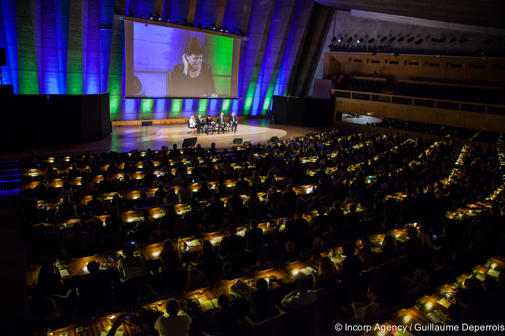 AFS GlobalInterculturalEducation Symposium   LEARNING TO LIVE TOGETHER—FROM IDEAS TO ACTION   November 8, 2014 •  Paris, France