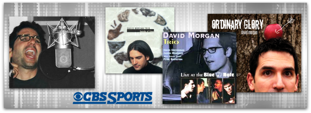 Writing custom songs is a natural fit for David Morgan considering his recording career.