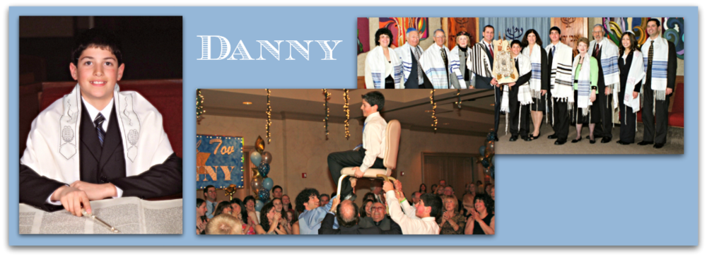 Custom songs are great for bar mitzvahs!