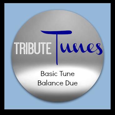 Basic Tune Balance Due