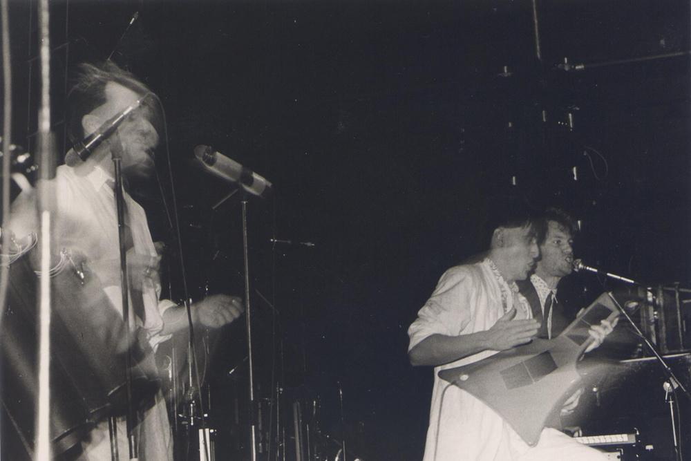 Alabama-Halle München 1985