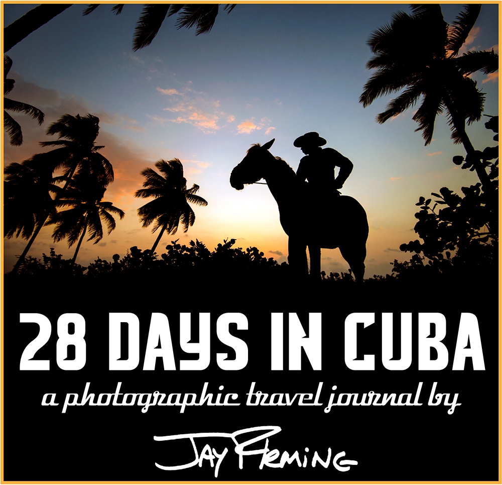 28 Days in Cuba - Blog