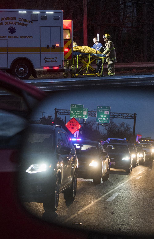 Rt. 50 Accident 1.24.2018 - Capital Gazette © Jay Fleming- 02.jpg