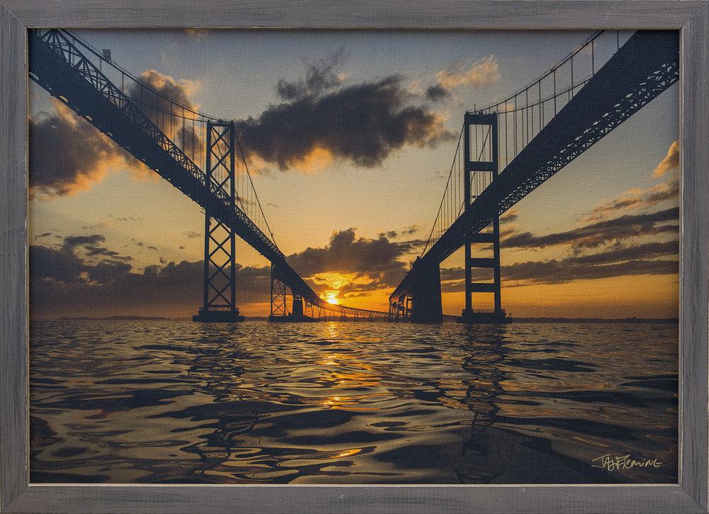 Custom Framed Canvas Print- © Jay Fleming23.jpg