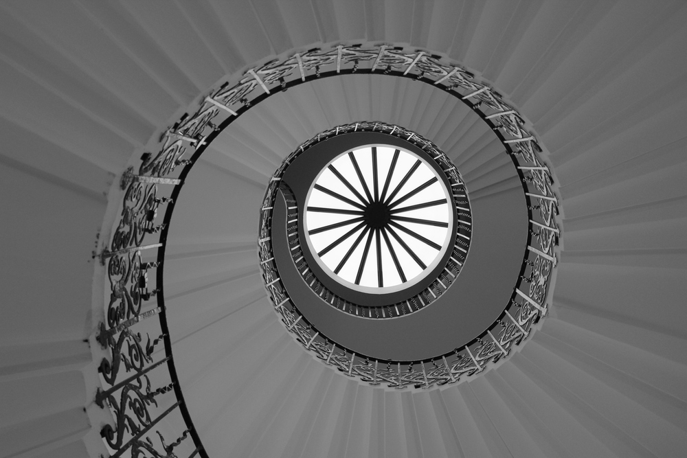 Toulip Staircase