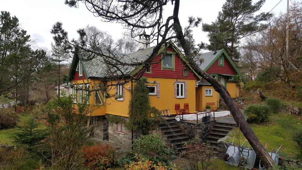 Foldnes cabin