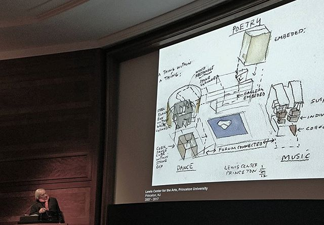 Steven Holl keynote at the RIBA - great to see him speak on stage!  #stevenholl  #stevenhollarchitects #riba #architect #architecture #design #urban #drawing #watercolor #talk #lecture #london #photograph #photography #aia #americaninstituteofarchitects
