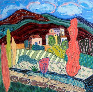 Feldman_The+Burgandy+Hills+of+Puygeron+40+x+40+.JPG