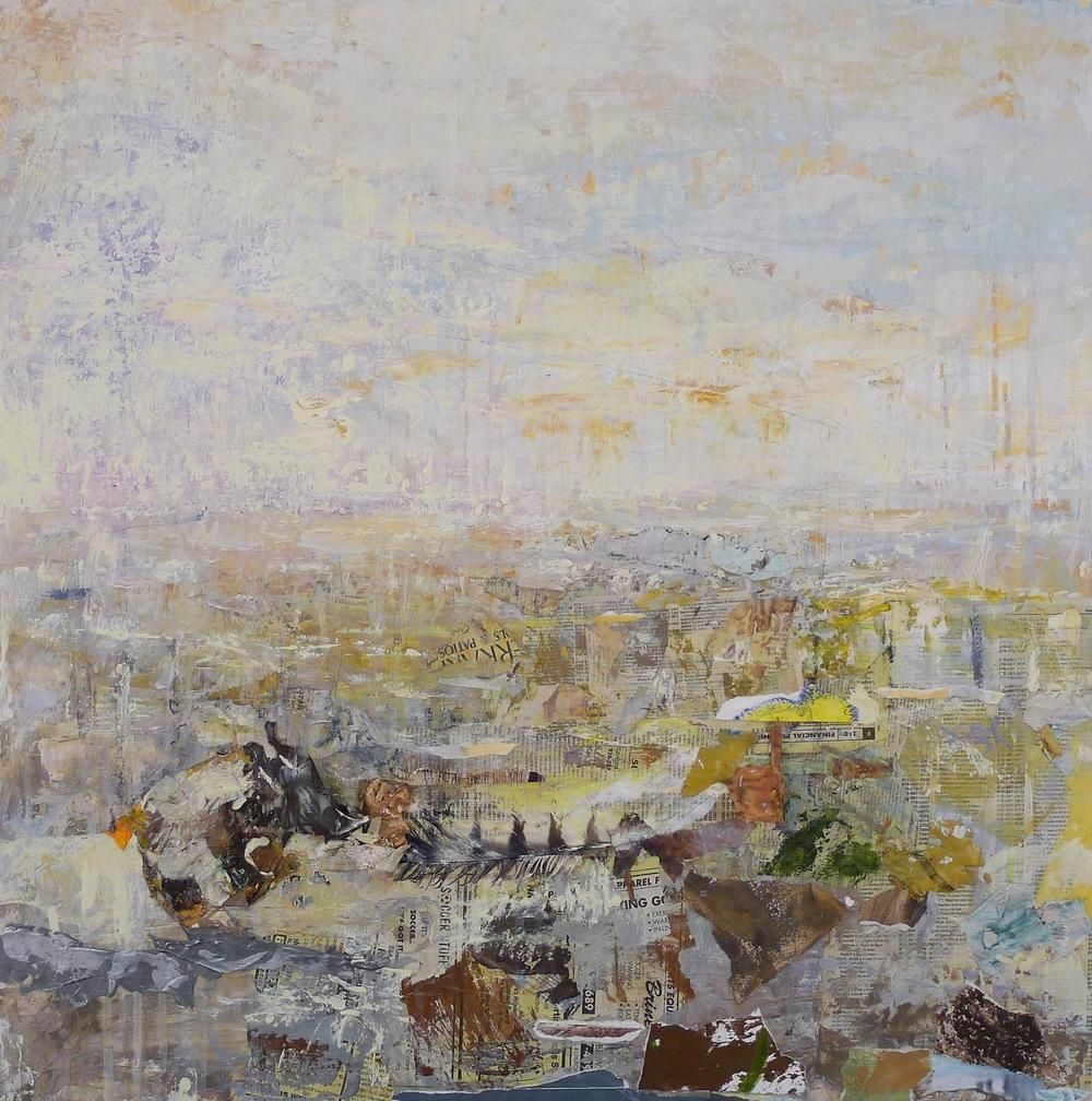 Brenda Cirioni,  Choice ,  Painting Mixed Media,24x24  $1800