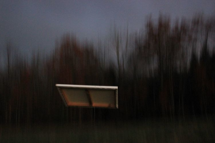 Samuel Rowlett, still from  A Thing Not Planned for Imagery or Belief(En Plein Air) , 2013-Ongoing
