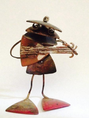 "Louie Grignaffini's ""Guitar Man"""