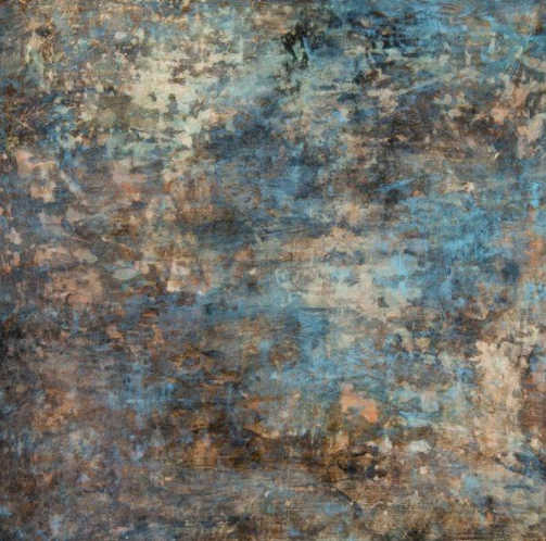 "Cheryl Clinton, ""Painterly Impulse #19"""