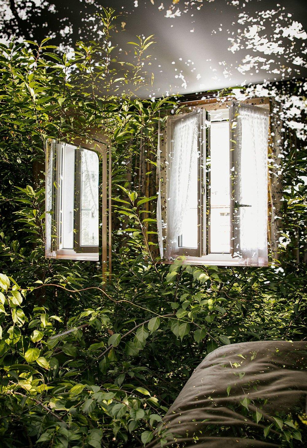 Sally Bousquet, What Glass Ceiling , photograph,30 x 23,$650