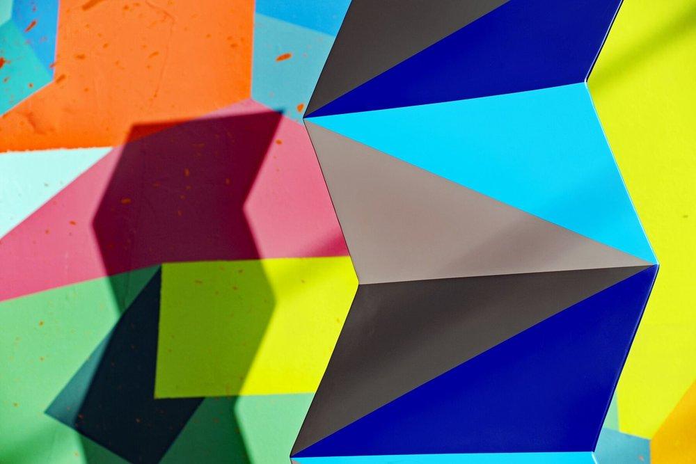 Denise M. Riggs, A Sculpture's Shadow , photograph,24 x 16, $385