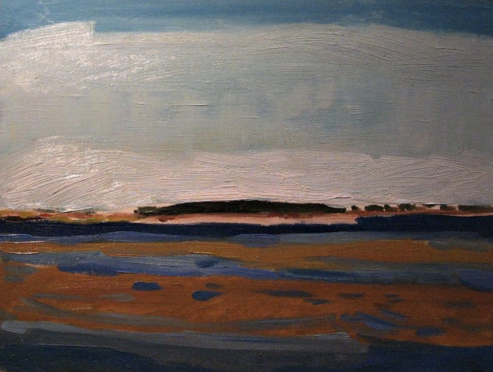 """Salt Marsh"" by Iris Osterman"