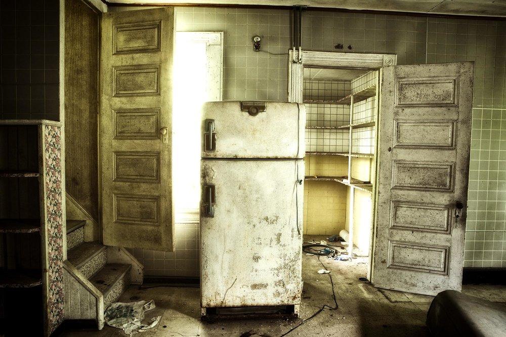 """Kitchen"" by Rebecca Skinner"