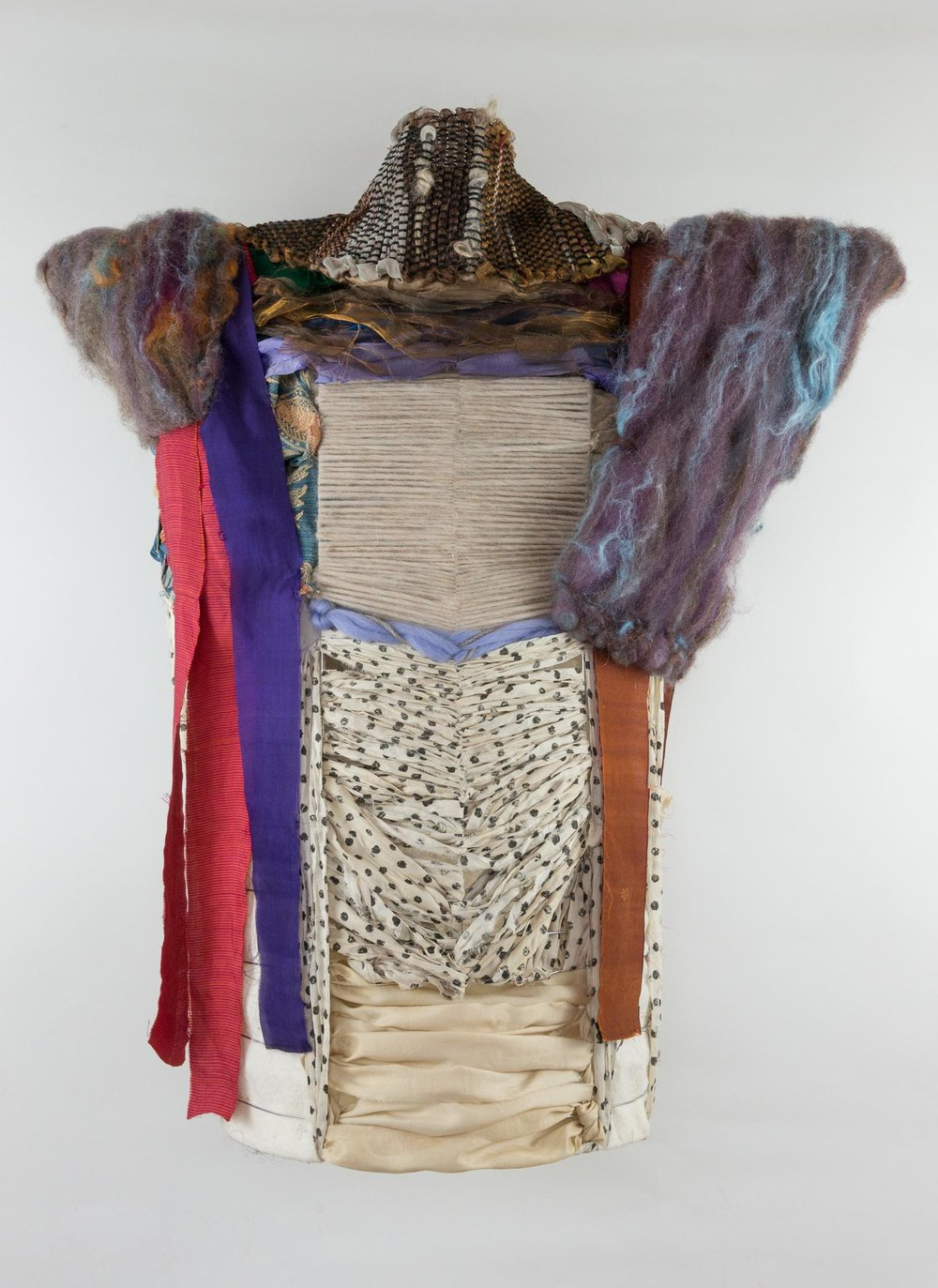 """""""Ceremonial Torso"""" by Sylvia Vander Sluis"""