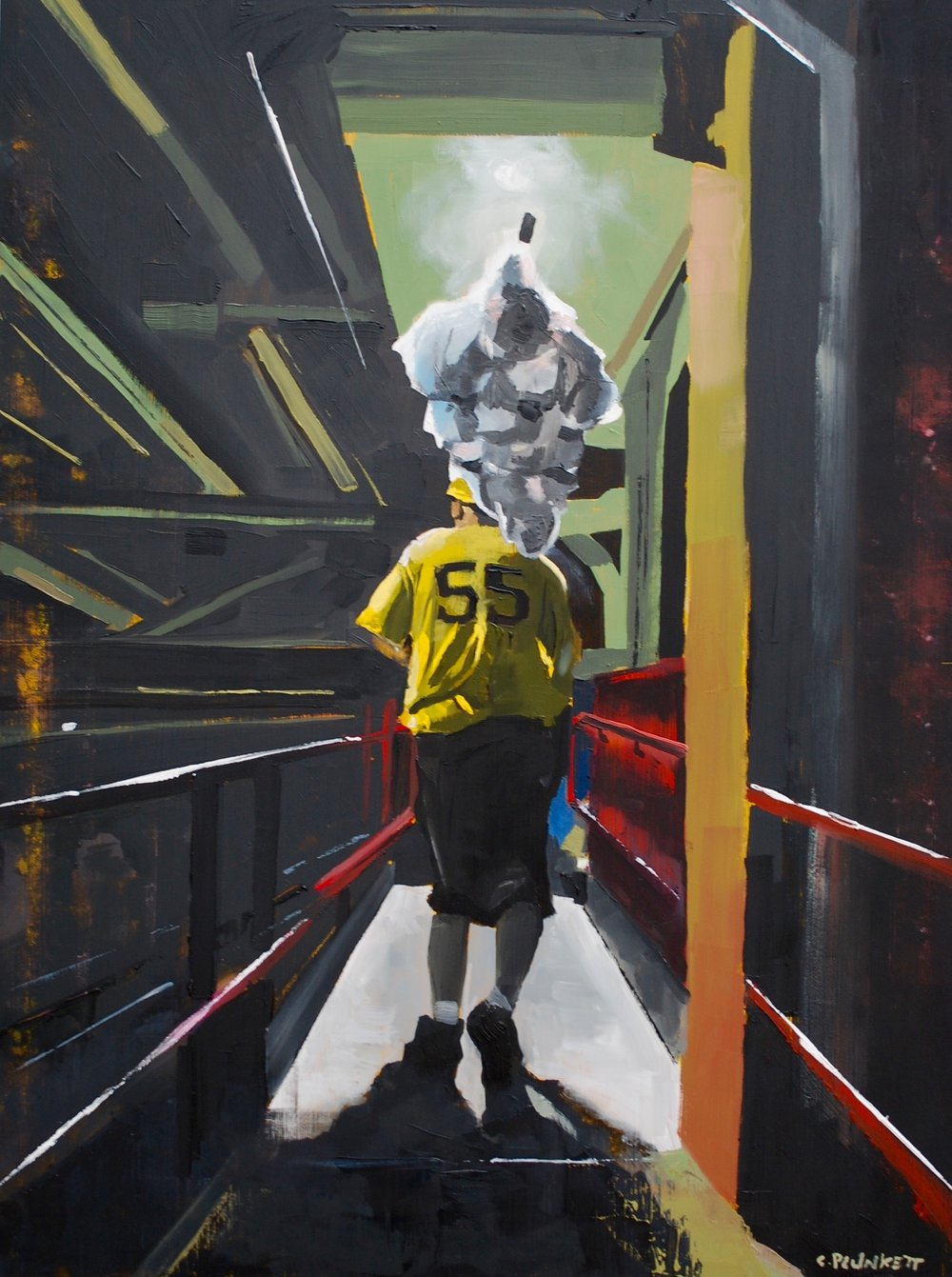 """WIlbanks"" by Chris Plunkett"