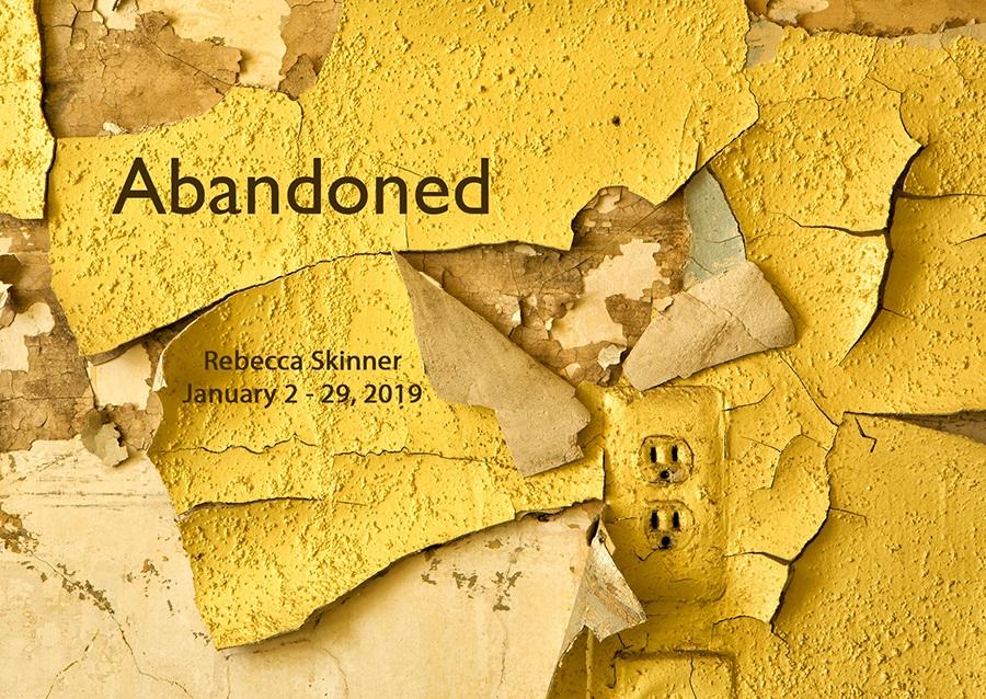 Rebecca Skinner photograph from  Abandoned