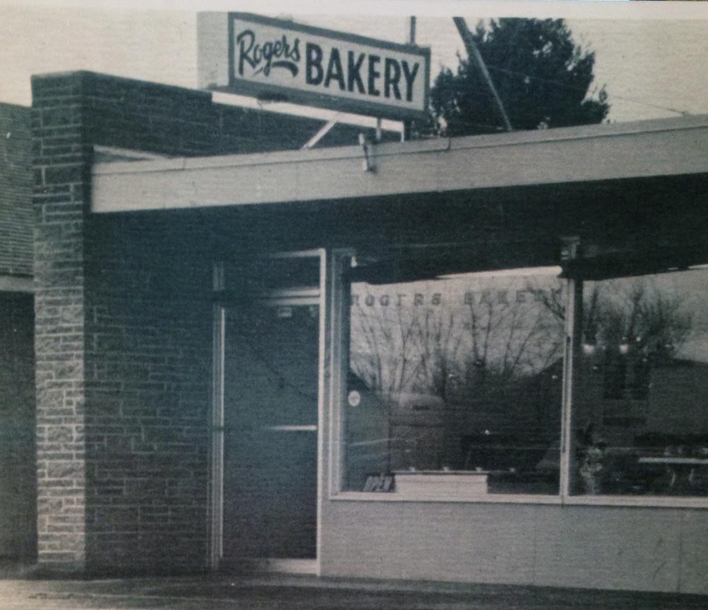 The original storefront.