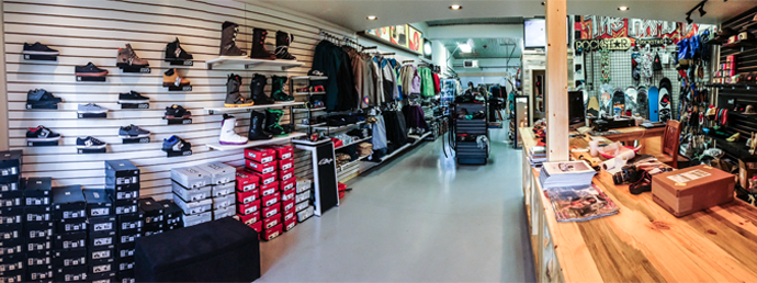 Hammer Shop Pano