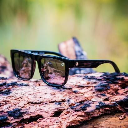 51634b45c342e Spy Optic Discord Happy Lens Black - Happy bronze polar w  black mirror