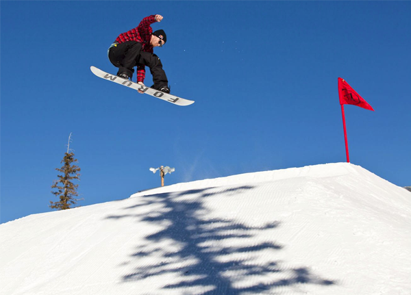 Photo Courtesy of A51 Terrain Park at Keystone Resort R: Pat Moore