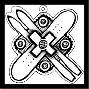 Hodnicki's winning design will serve as the concept and inspiration for Winter X Games Aspen 2012 medals