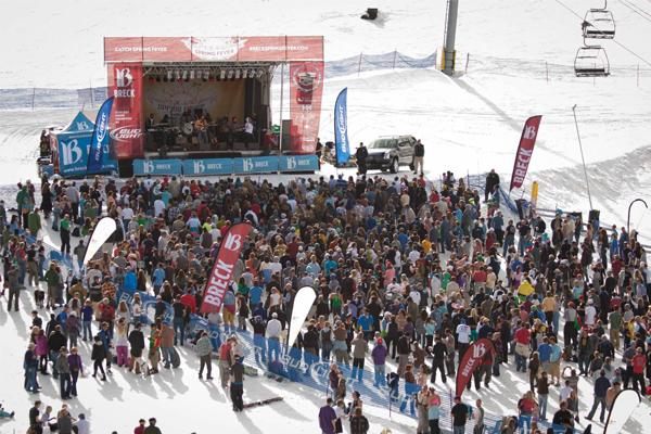 Photo Courtesy of Breckenridge Ski Resort