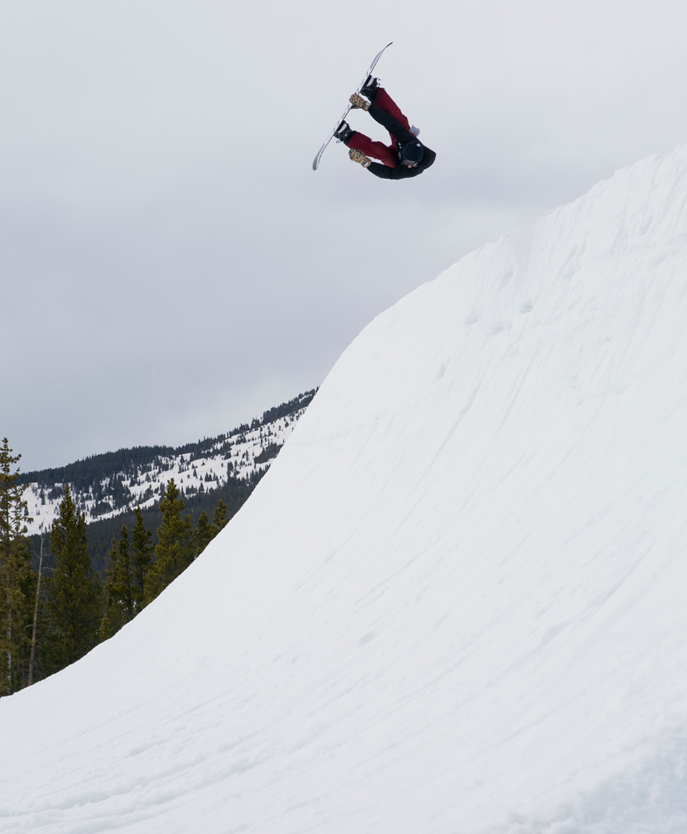 Jake Olson-Elm Backflpping at Copper Mountain   P: Aaron Dodds
