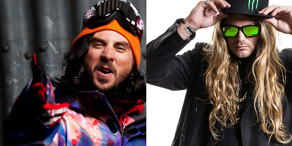 Snowboarding's Infamous Duo Are Surefire Party Starters