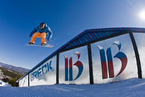 R: Nate Kern P: Aaron Dodds courtesy of Breckenridge Resort