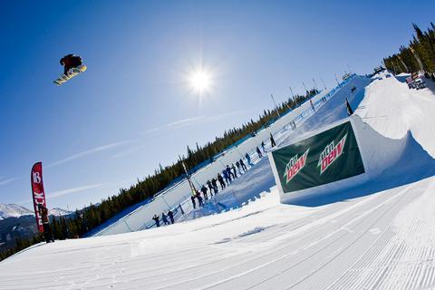P: Aaron Dodds Courtes of Breckenridge Ski Resort