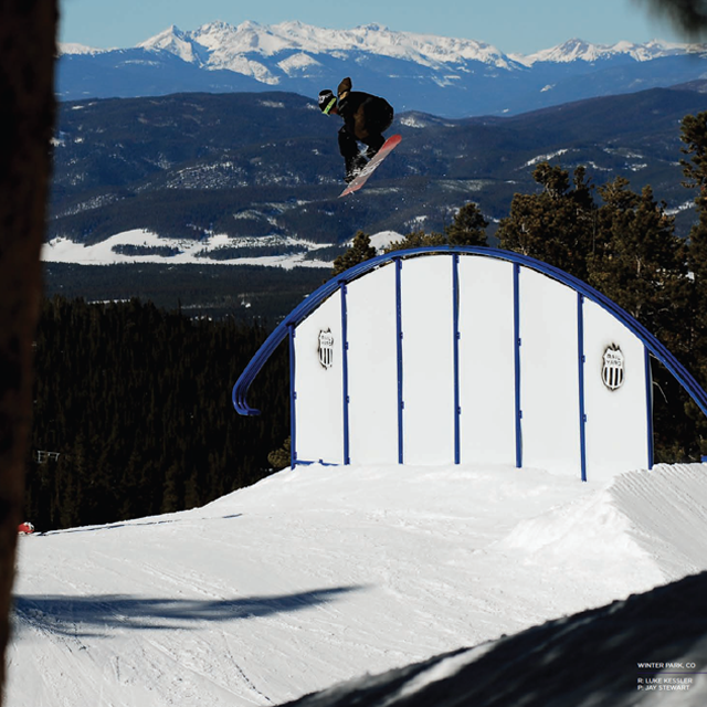 R: Luke Kessler P: Jay Stewart L: Winter Park, Colorado
