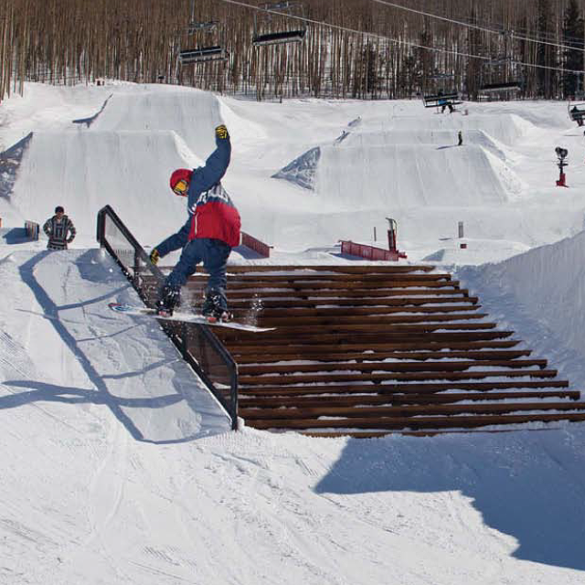 R: Bill Rodriguez P: Ryan Bregante L: Vail, CO