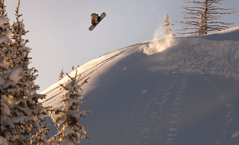 R: Matt Smith P: Ned Cremin L: Steamboat, Colorado (Originally Published v3.4)