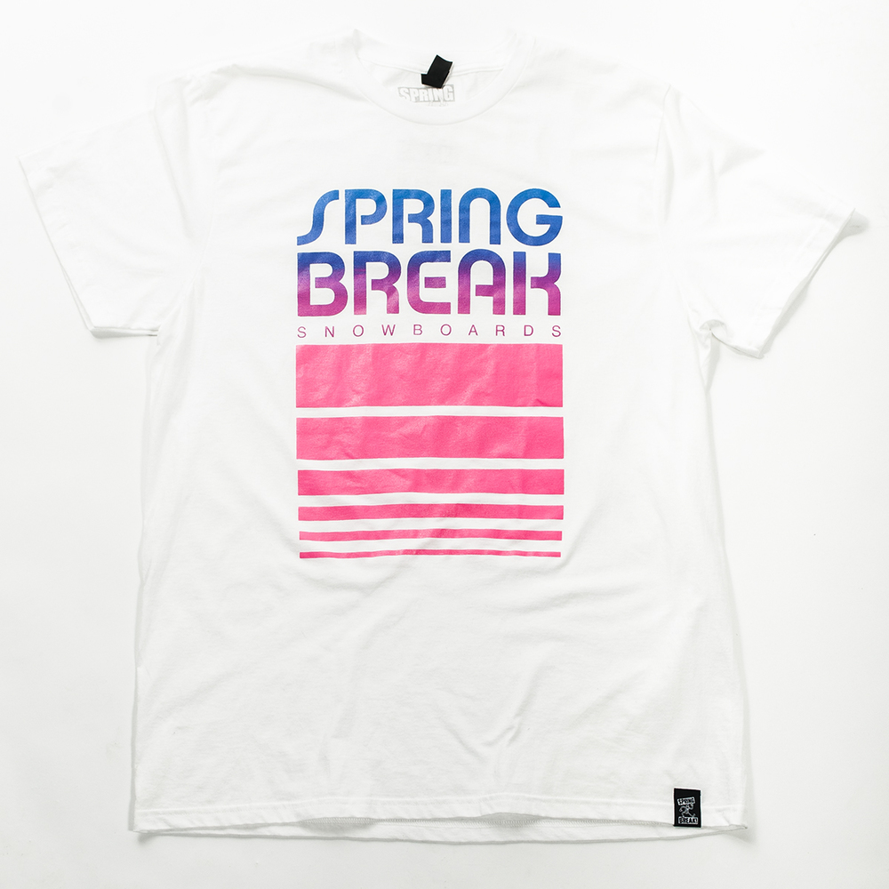 Spring Break Snowboards T-Shirt