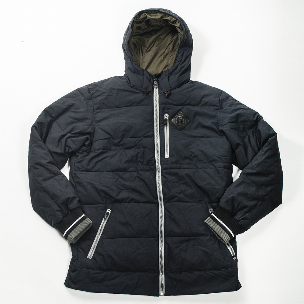 INI COOPERATIVE MELLOW MARSH JACKET