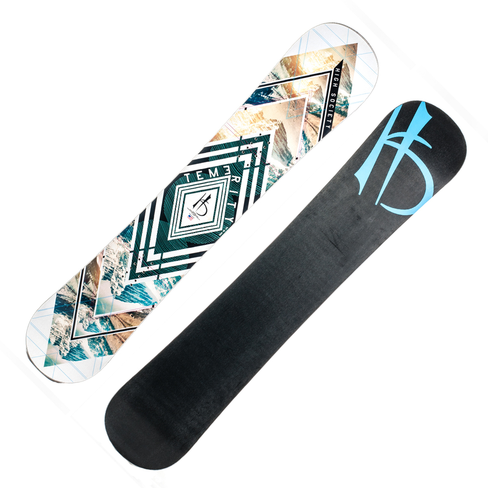 High Society Temerity Snowboard