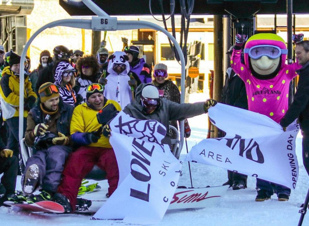 P: Loveland Ski Area