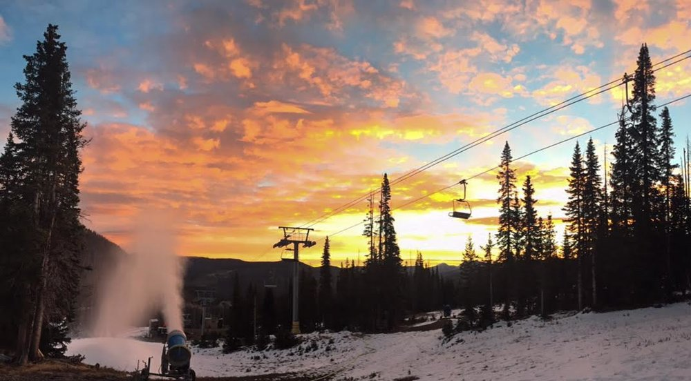 P: Kevin Blue, Wolf Creek Ski Area