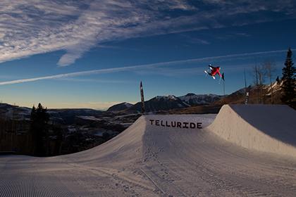 P: Telluride Terrain Parks, Telluride Ski Resort