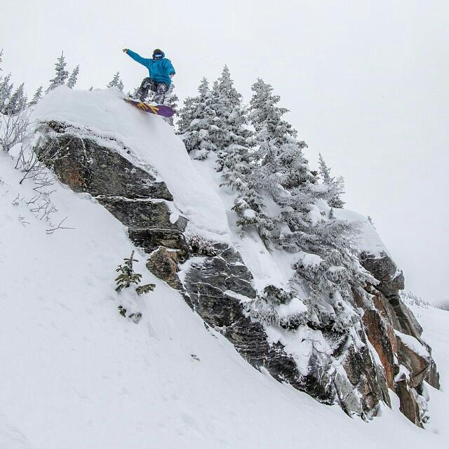 R: Alex Edwards | P: Andy Banas | Wolf Creek Ski Area