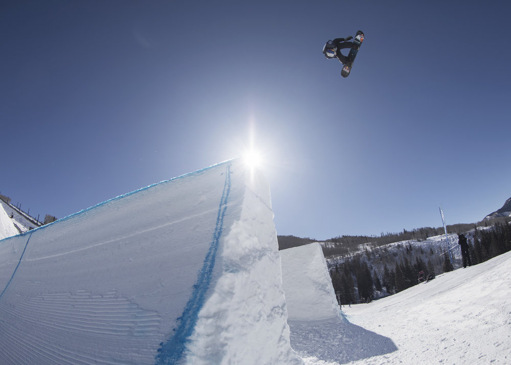 Mark McMorris boosting to another US Open victory  |  P: Gabe L'Heureux