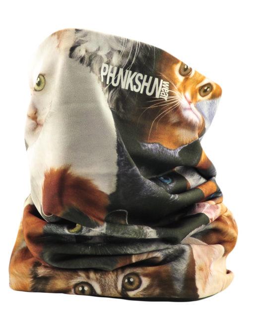 Double Layer Tube: Fun Cats